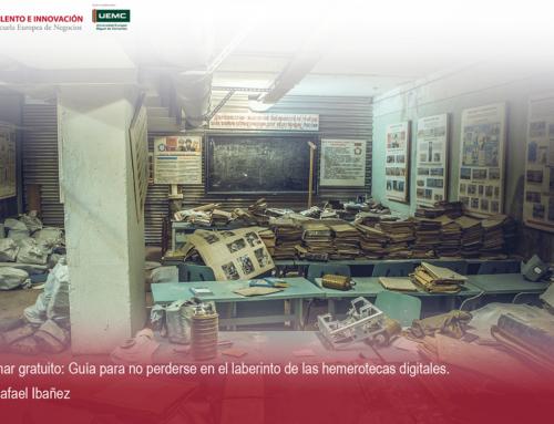 «Guía para no perderse en el laberinto de las hemerotecas digitales». Webinar Gratuito